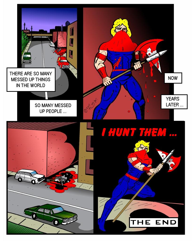 Battle Axe - page 36